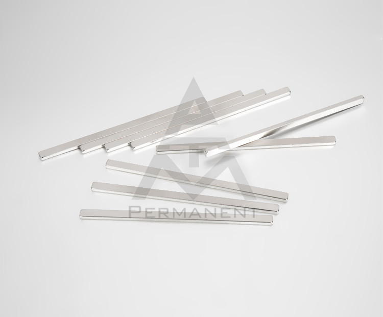 Neodymium magnet bar shape with strong magnetic force