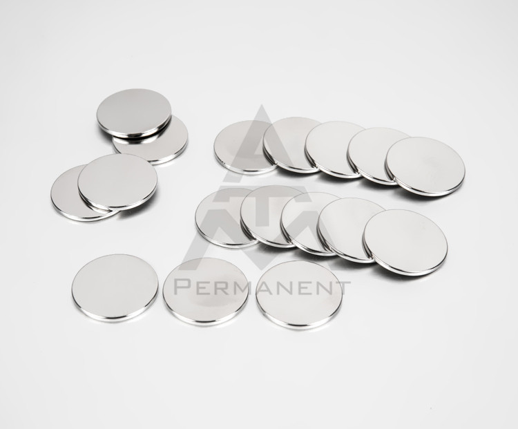 NdFeB Disc magnet with nickel coating cheap price